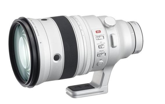 Lente Fujinon Fujifilm Xf200mmf2 R Lm Ois Wr / Fuji 200mm