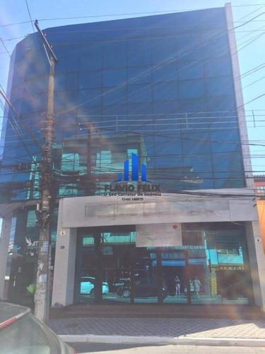 Imagem 1 de 11 de Predio Para Locação No Centro De Guarulhos - 296