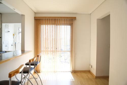 Apartamento À Venda - Vila Mascote, 2 Quartos,  52 - S893121757