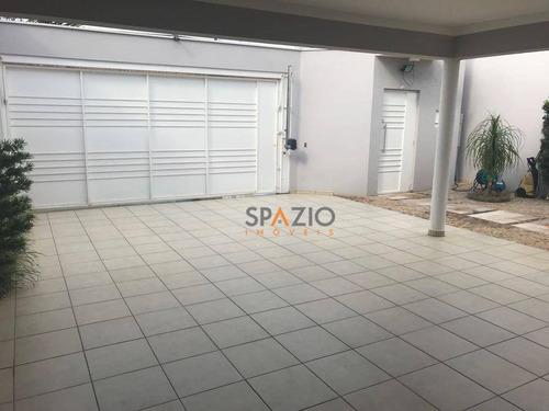 Imagem 1 de 22 de Casa Com 3 Dormitórios À Venda Por R$ 740.000,00 - Jardim Itapuã - Rio Claro/sp - Ca0199
