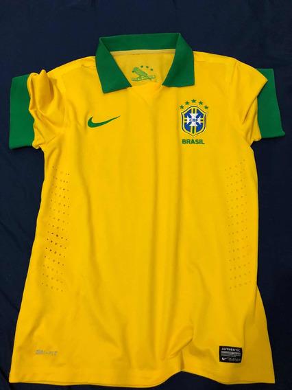 Brasil Nike Playera Fútbol