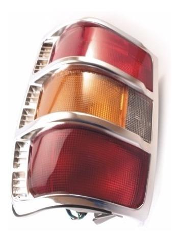 Imagen 1 de 4 de Unidad Stop Montero Cromado Modelo 1993-99 Nuevo Envio Grati