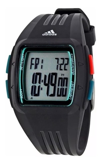 Relógio adidas Performer Unissex - Preto/verde Adp3231/8pn