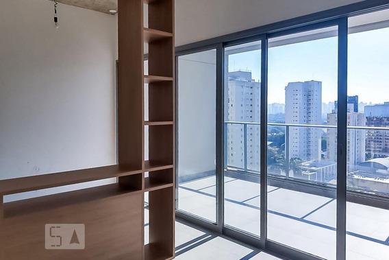 Apartamento Para Aluguel - Moema, 1 Quarto, 46 - 893075331