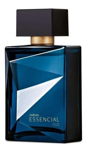 Deo Parfum Essencial Oud Masculino 100 Ml Perfume Natura
