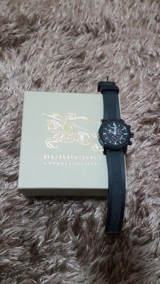 Relógio Burberry Bu 7701