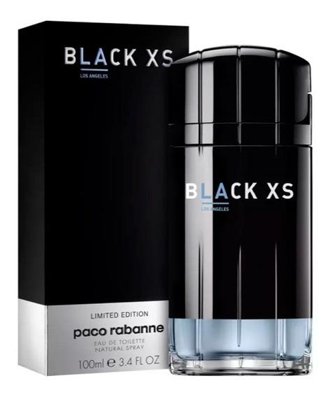 Perfume Black Xs Los Angeles Edt 100ml C/selo Lacrado