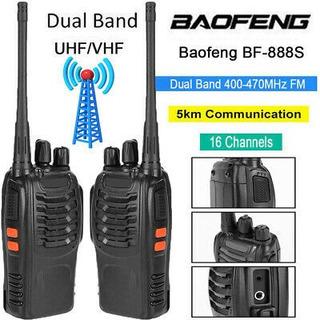 Radio Profesional Uhf Vhf Fm , Baofen Bf888s