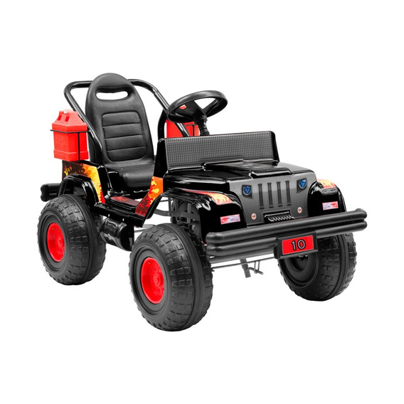 Karting Jeep Wrangler A Pedal Infantil - Cuotas Sin Interés