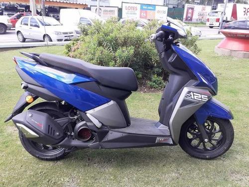 Imagen 1 de 4 de Moto Scooter Tvs Ntorq 125 0km