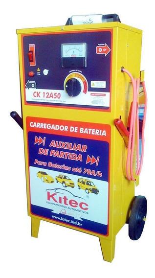 Carregador Bateria C/ Auxiliar De Partida 150a Automotivo