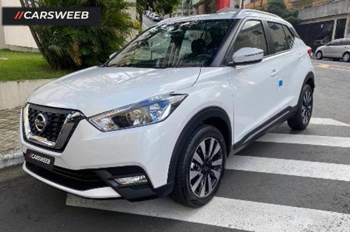 Nissan Kicks Sv 1.6 Cvt 2020/2021 Completo