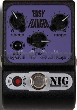 Pedal Nig Pocket Pfl Easy Flanger