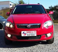 Fiat Strada 1.6 Mpi Trekking Cd 16v Flex 3p Manual