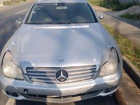 Sucata Mercedes Cls 350 Em Peças