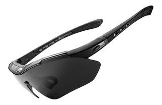 Color : A Liuzecai Gafas de Sol polarizadas Deportivas Gafas Antideslizantes de Motocicleta Harley Goggles de protecci/ón contra el Viento de /época