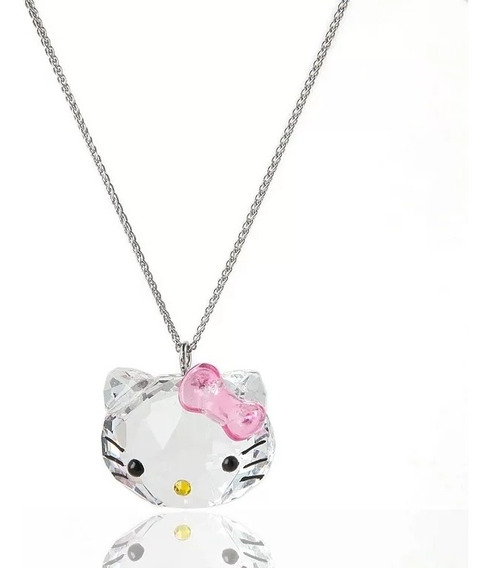 Collar Carita Hello Kitty