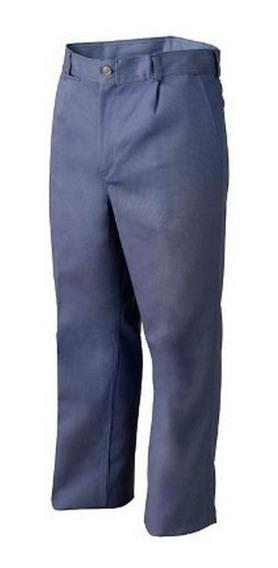 Pantalón De Trabajo Ombu, Azulino Talle 58