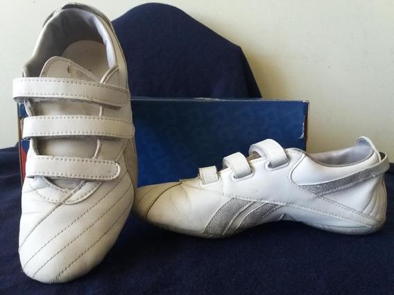 Zapatillas Reebok Blancas De Dama Nª 38