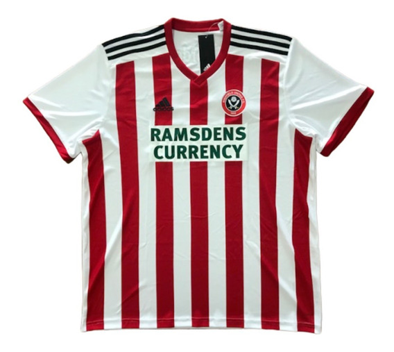 Camisa Sheffield United 2018/2019 Sambaquifut