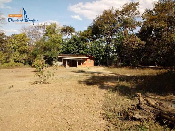 Chácara Com 2 Dormitórios À Venda, 25000 M² Por R$ 2.200.000 - Brazlandia - Brasília/distrito Federal - Ch0068