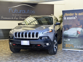 Jeep Cherokee 3.2 Trailhawk At