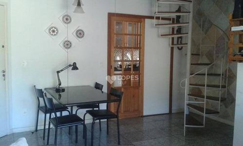 Cobertura À Venda, 125 M² Por R$ 530.000,00 - Maria Paula - São Gonçalo/rj - Co2730