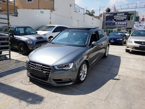 Audi A3 1.8 Attraction Plus At Facturado Iva Total Credito