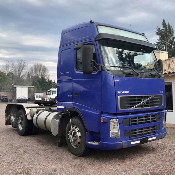 Camion Volvo Fh 440 6x2 ´09 $ 3300000
