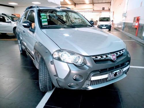 Fiat Strada  57000km Muy Buena (hp)