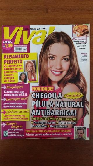 Revista Viva! Edição 518 2009 Nathalia Dill
