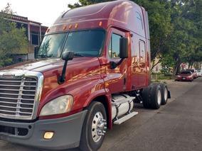 Freightliner Cascadia 2009, Detroit Dd15. Caja 10 Como Nuevo