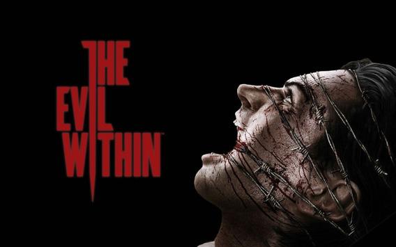 The Evil Within 1 Troféu De Platina + Dlc 100% Ps4