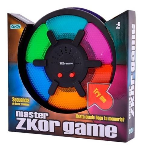 Juego De Mesa Master Zkor Game 2157