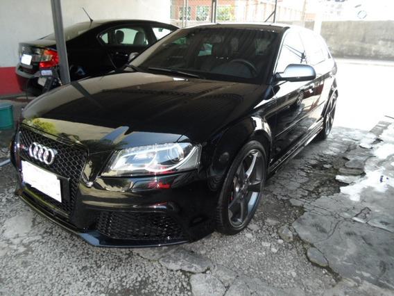 Audi / Rs 3 2.5 Tfsi Sportback 20v 2013 Preta