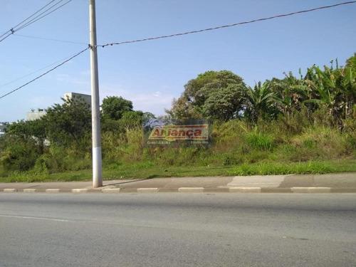 Terreno À Venda, 2000 M² Por R$ 2.500.000,00 - Jardim Fazenda Rincão - Arujá/sp - Ai14959