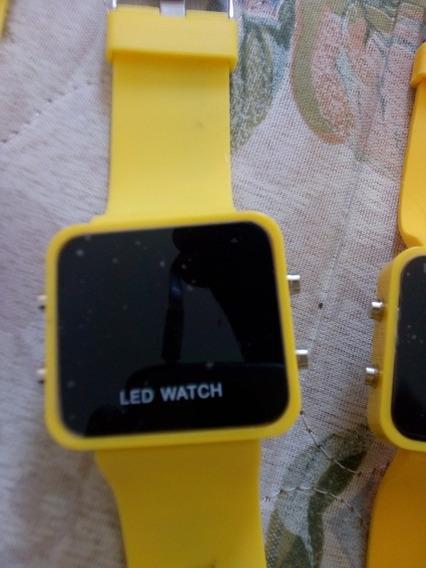 Relógios Led Watch Mega Promoção