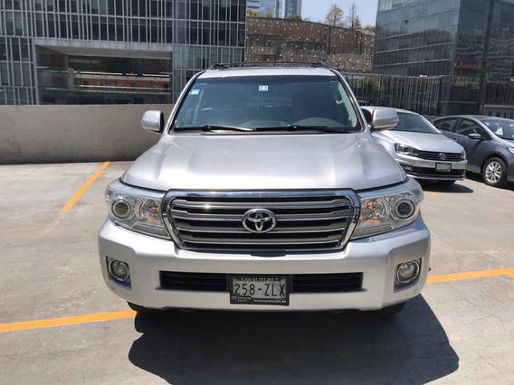 Toyota Land Cruiser 2014 5p Wagon Vx Bl V8/5.7 Aut