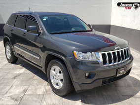 Jeep Grand Cherokee Laredo Gris Oxford 2011