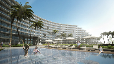 Desarrollo Elite Residences Bellarena