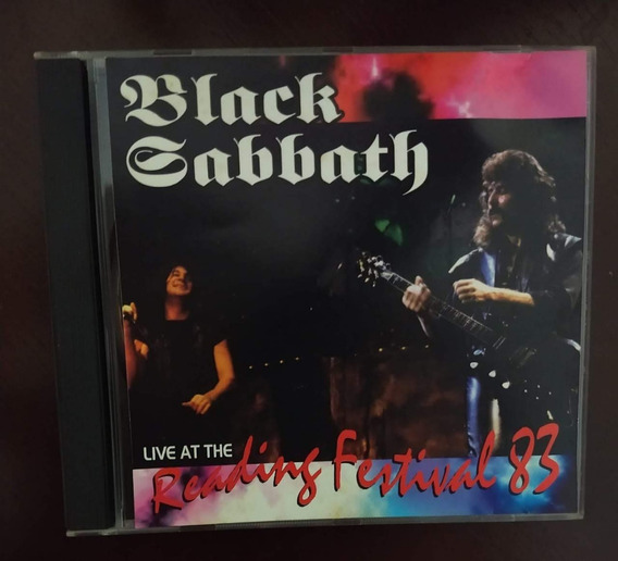 Black Sabbath - Live At The Reading Festival 83