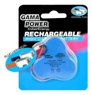Bateria Para Telefone Sem Fio 3.6v 280k Gama Power