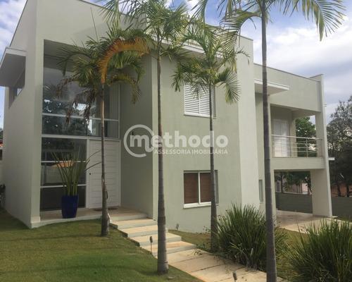 Linda Casa Em Agradável Condomínio Fechado - Ca00105 - 68210679