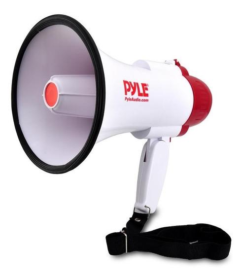 Pyle Megafono Pmp30 Control De Volumen 30 Watts Gran Alcance