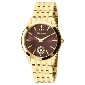 Relógio Technos Elegance Ladies 1m15aq/4n