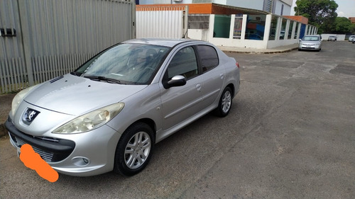 Peugeot 207 Passion 2009 1.6 16v Xs Flex Aut. 4p