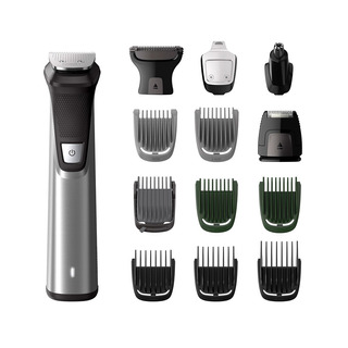 Maquina Para Cortar Cabello Barba Multigroom 14 En 1 Philips