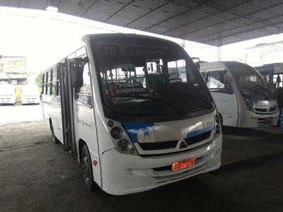 Micro Ônibus / 2007 Urbano - 29 Lug. Agrale Ma 7.9 Mwm S 10