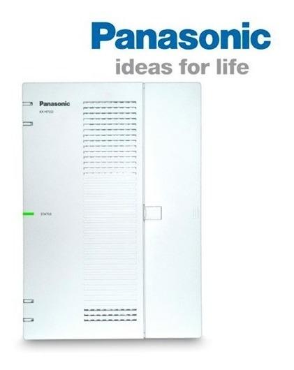 Central Telefonica Panasonic Kx-hts32 Hibrida Ip.