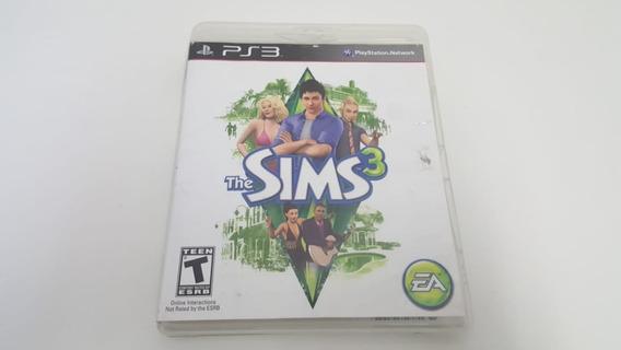 Jogo The Sims 3 - Ps3 - Original